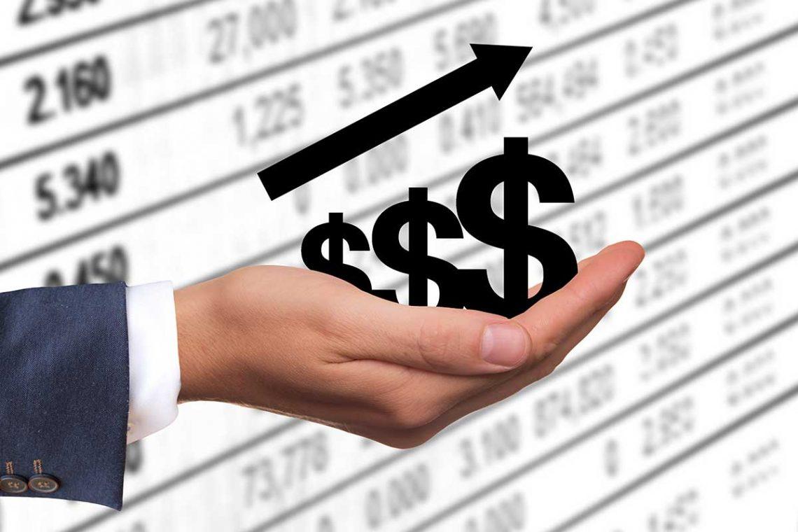 salaire trading à domicile